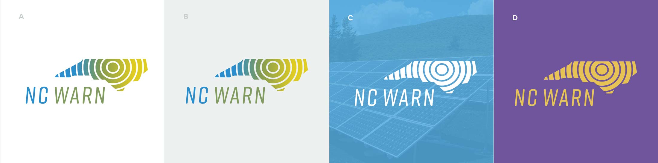 NC WARN logo colors