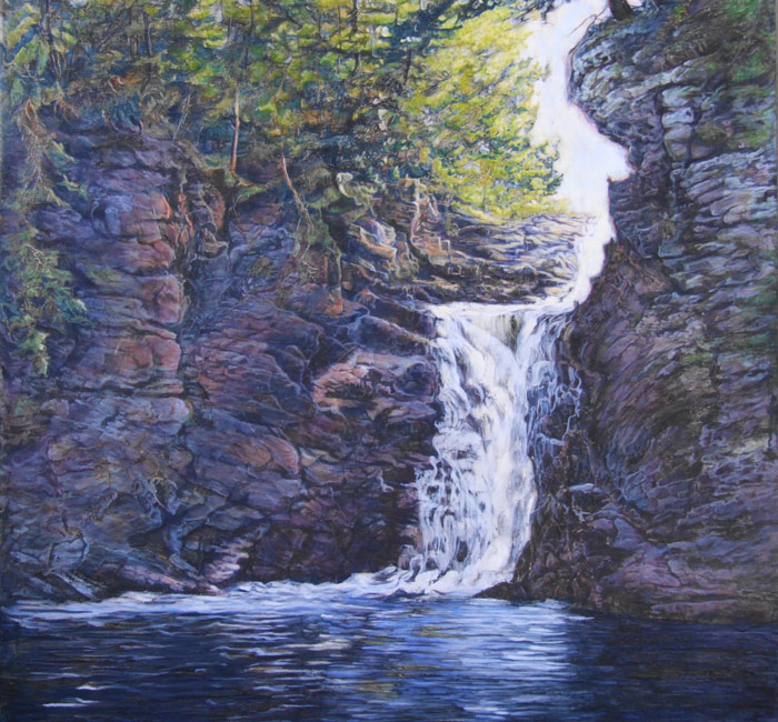 Gravel Falls