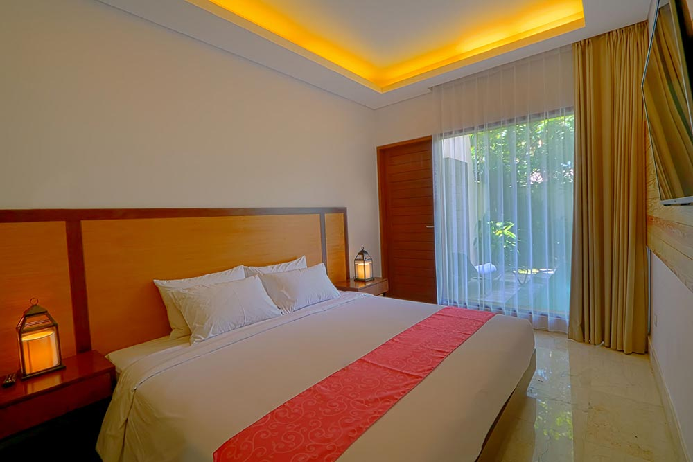 VSSB One Bed-Room Villa with plunge pool