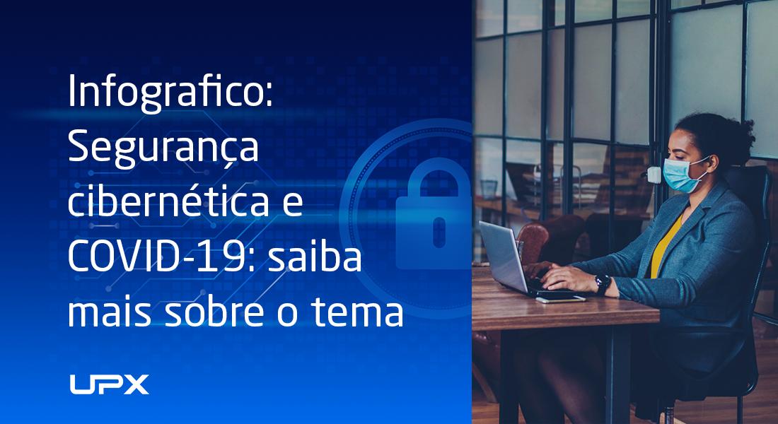 [INFOGRÁFICO] Segurança cibernética e a COVID-19
