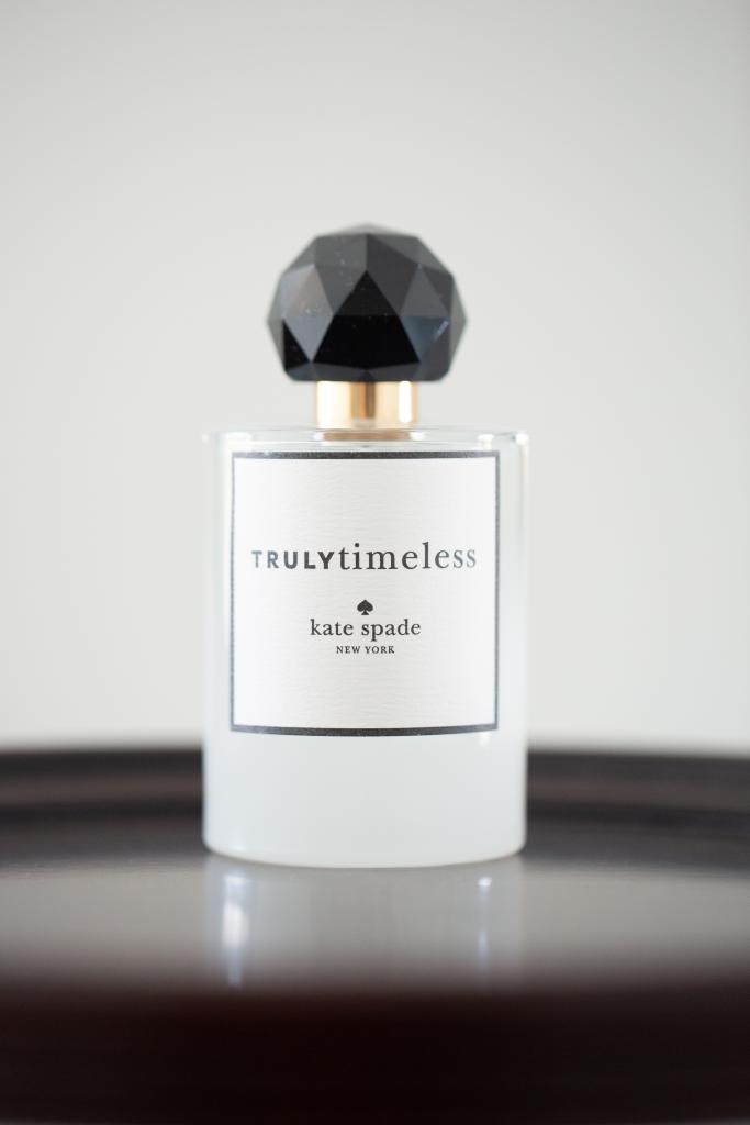 Truly Timeless Kate Spade New York perfume photo
