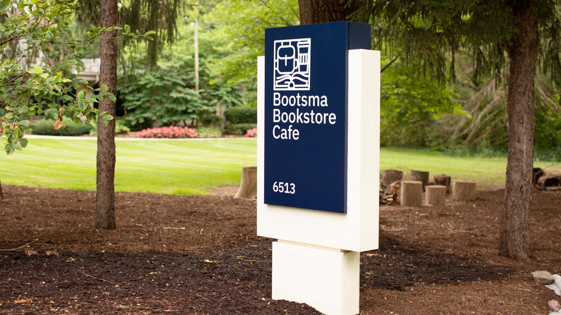 Bootsma Bookstore Cafe Rebrand