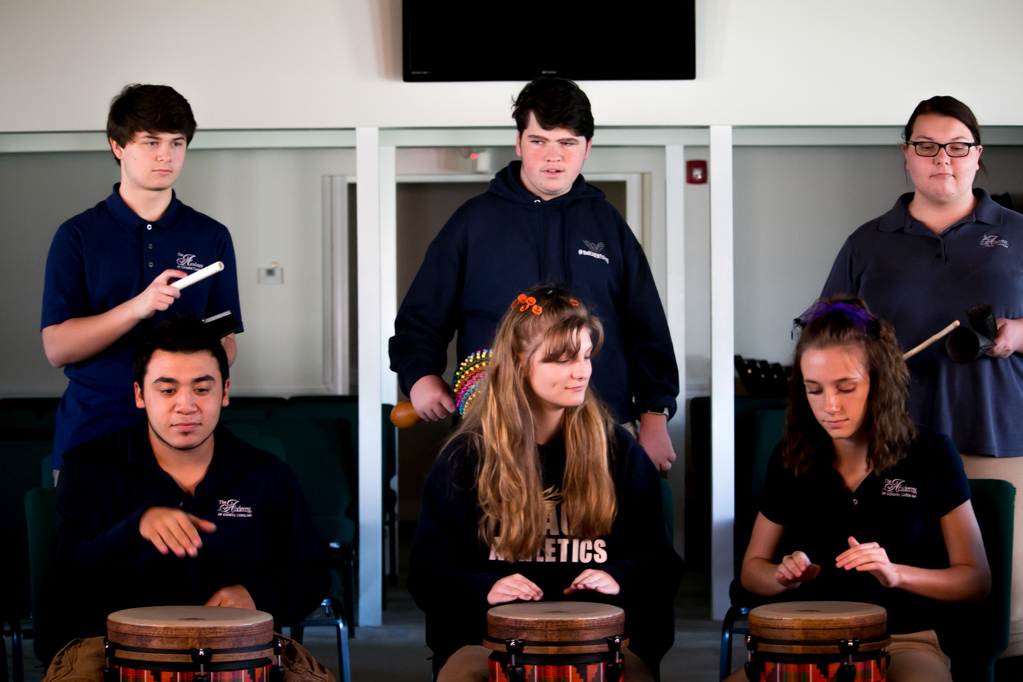 private school offers music enrichment