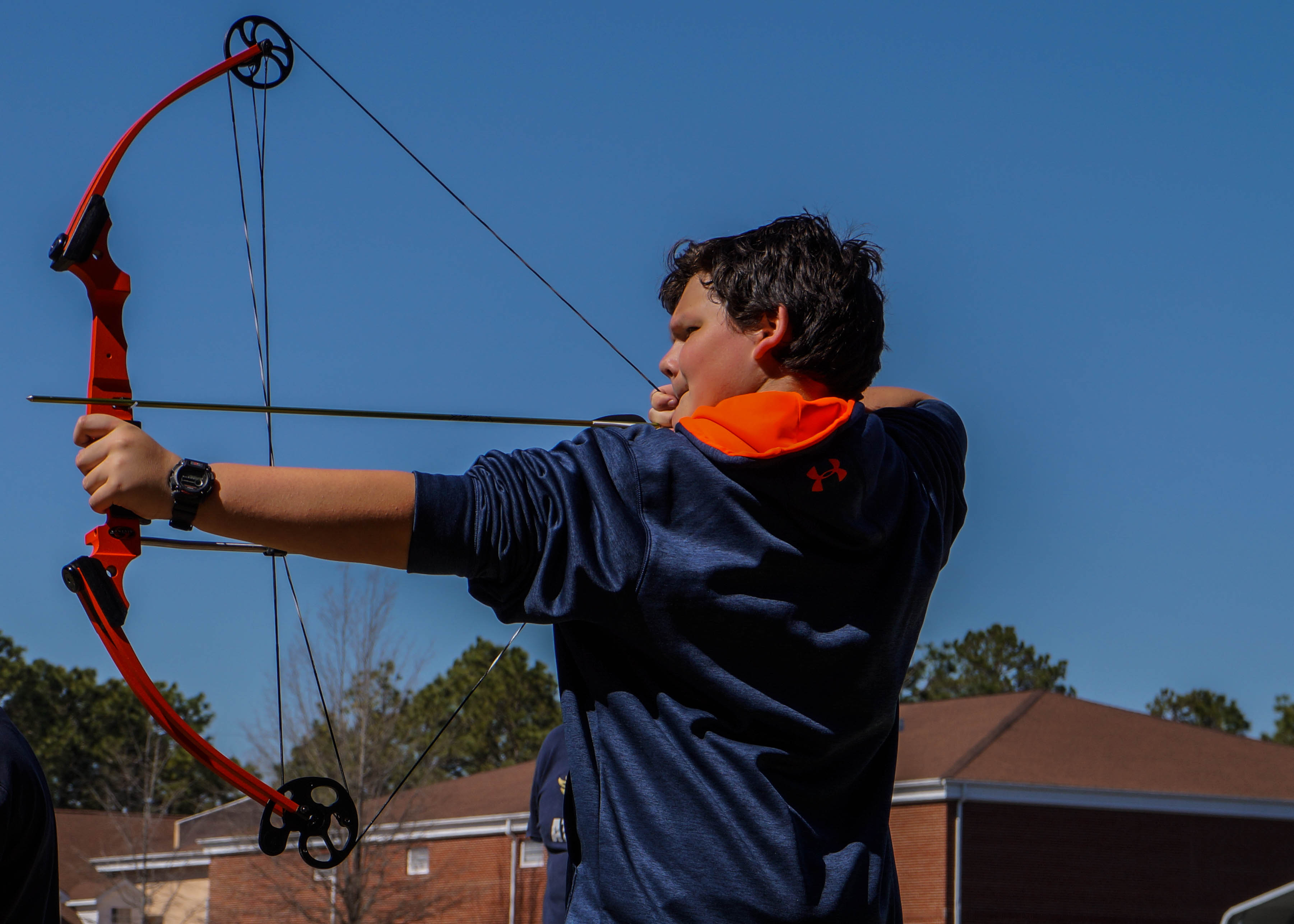 private school offers archery