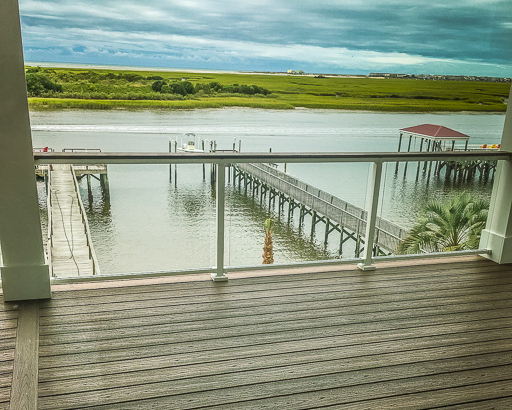 home with waterway views in ocean isle