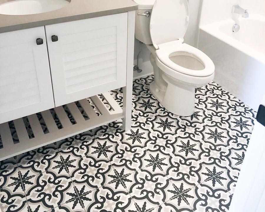 custom tile work by ocean isle home builder