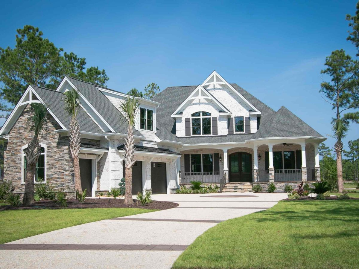 Custom built home in Ocean Isle Beach
