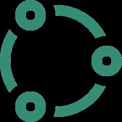 circle process icon