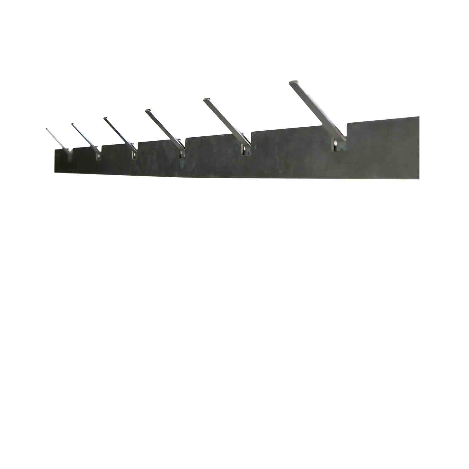 Overlap Coat Rack