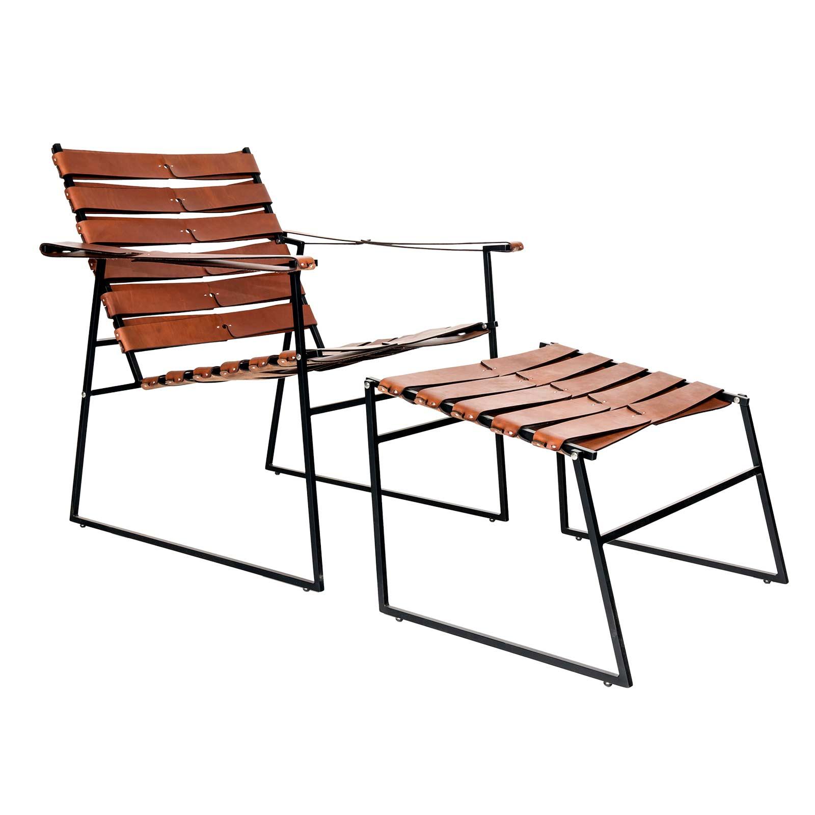 Chair5 Ottoman