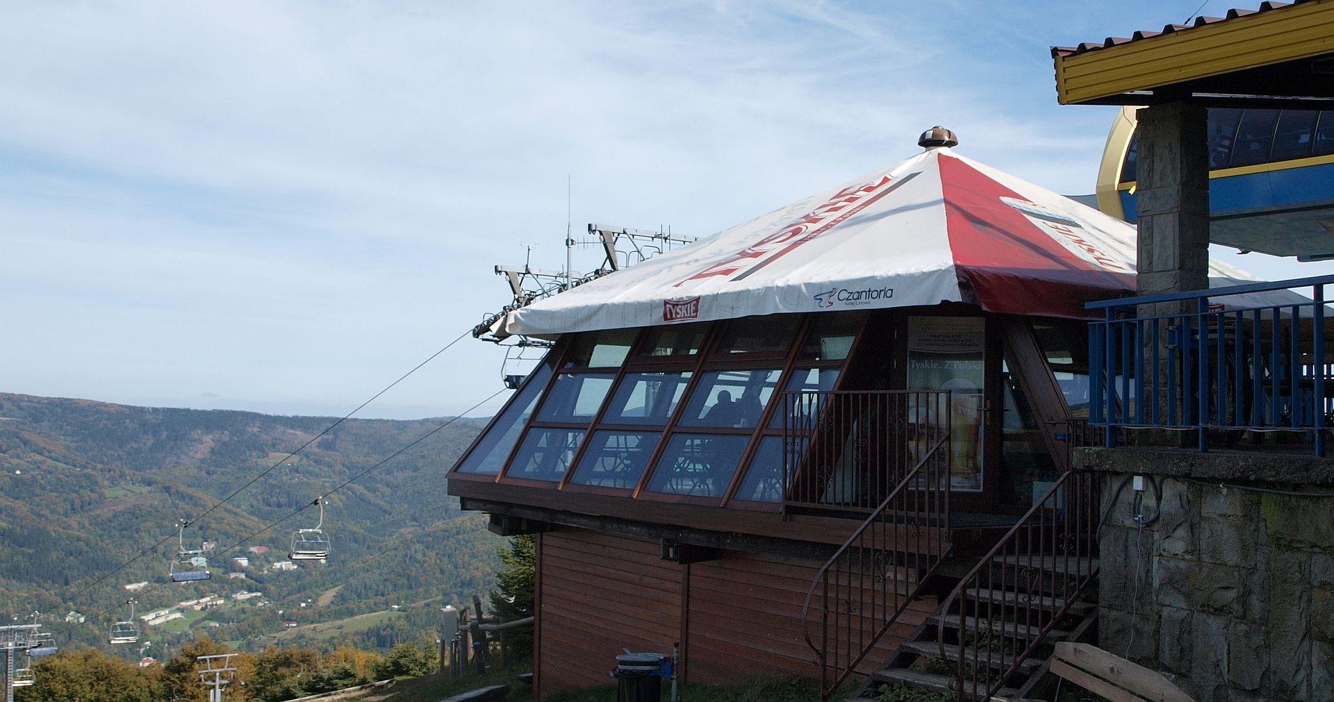 Mountain Bar Exterior