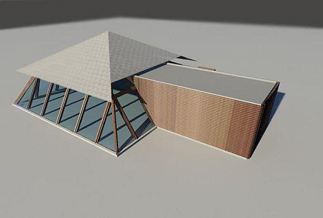 Pavilion Extension