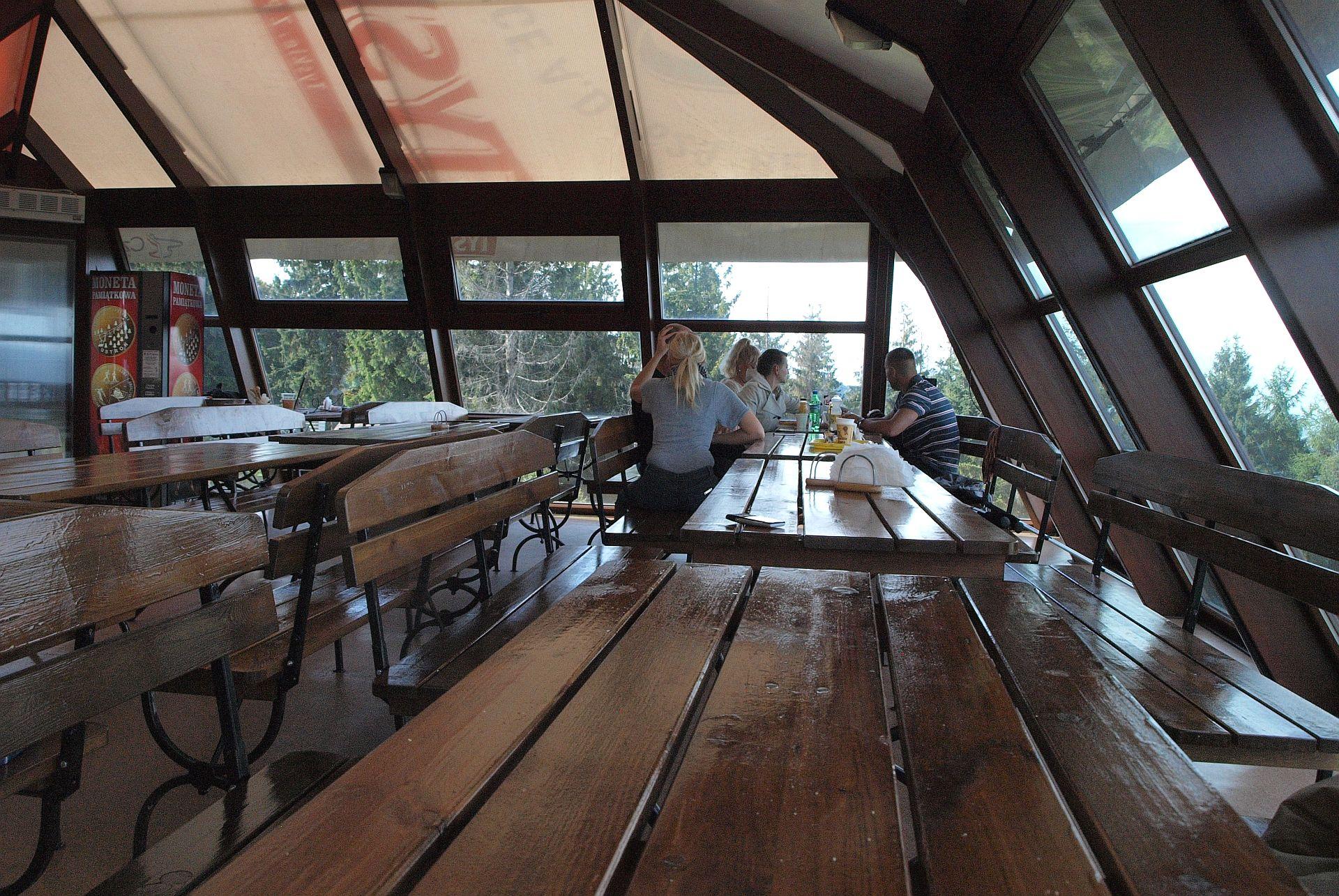 Mountain Bar Interior