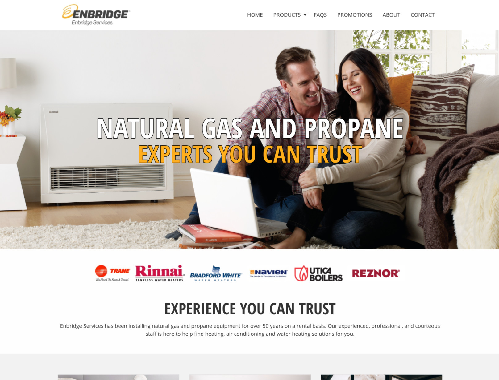 Enbridge Services