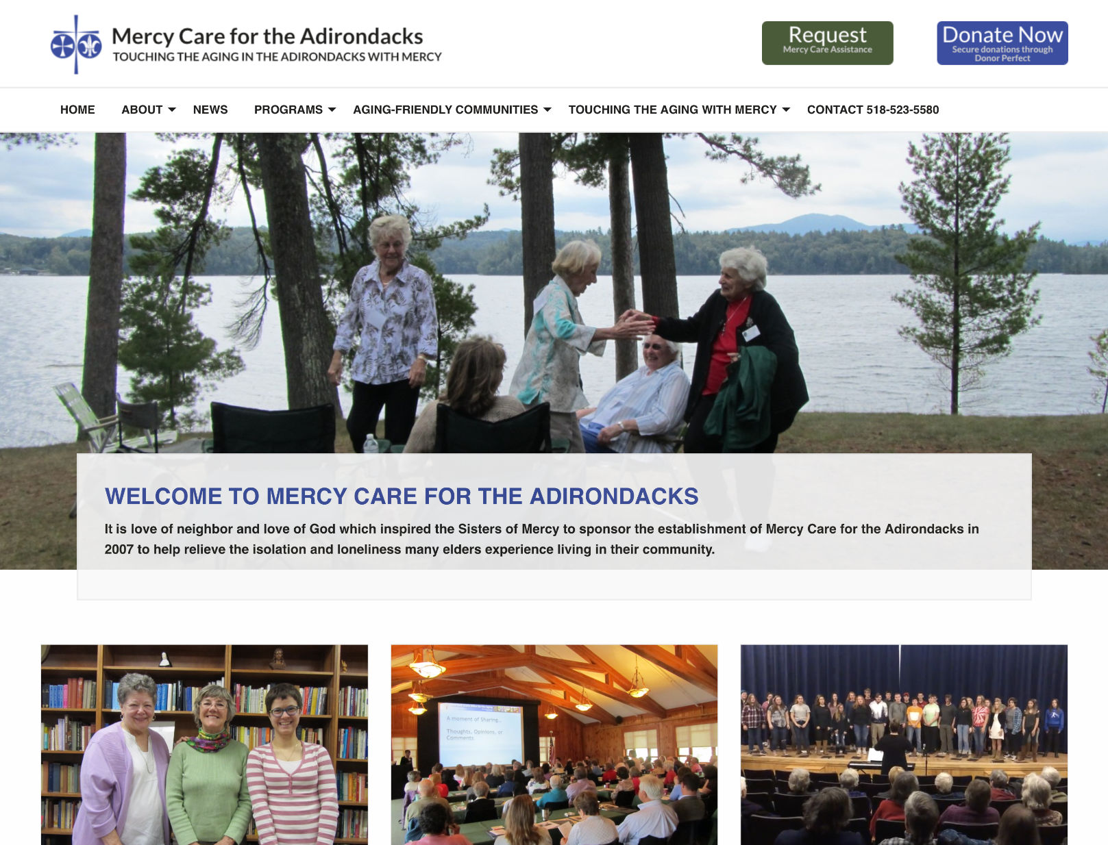 Mercy Care for the Adirondacks