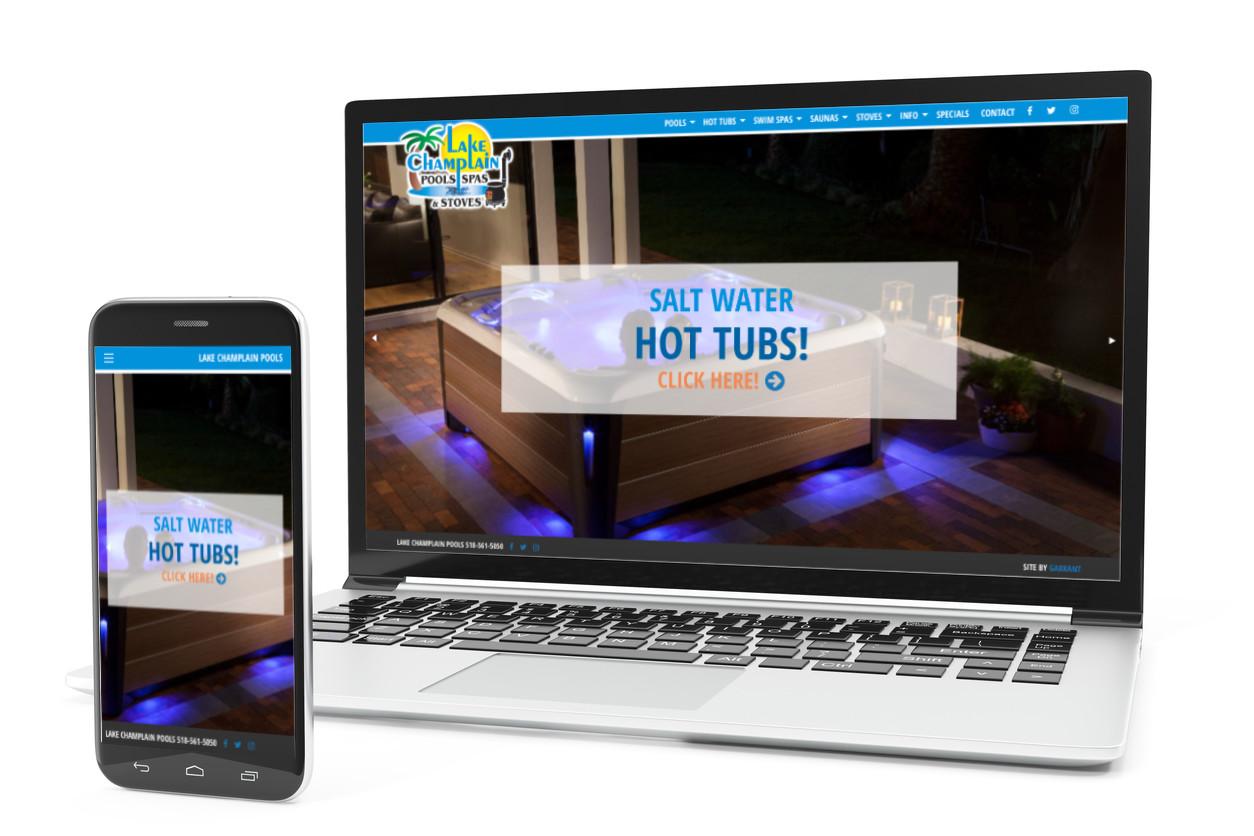 Plattsburgh Web Design, SEO and Social Media Marketing Agency