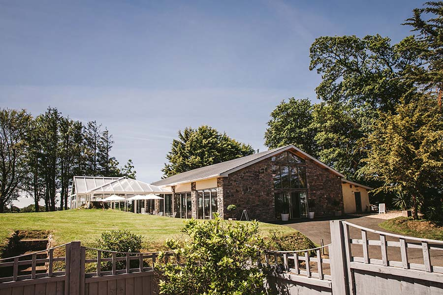 Outdoor Wedding Venue Bideford, North Devon