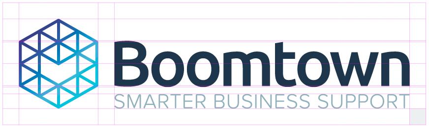 Boomtown Logo Design