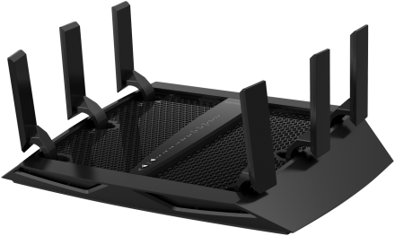 Nighthawk X6 router