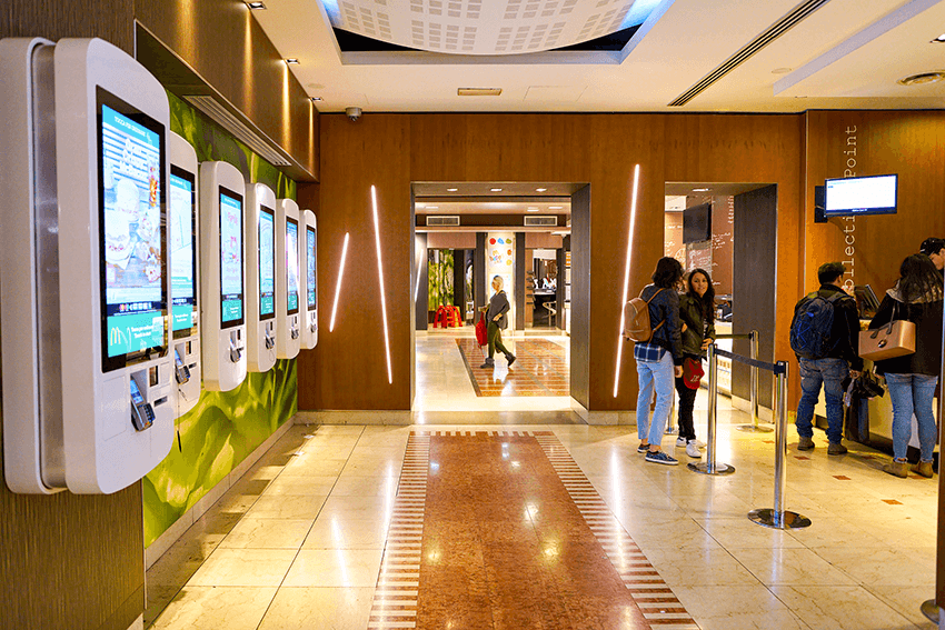 Fast Casual Trends with Digital Signage