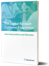 Digital Forward Customer Experience