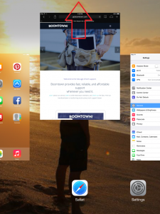 How to force close an app on an iPad