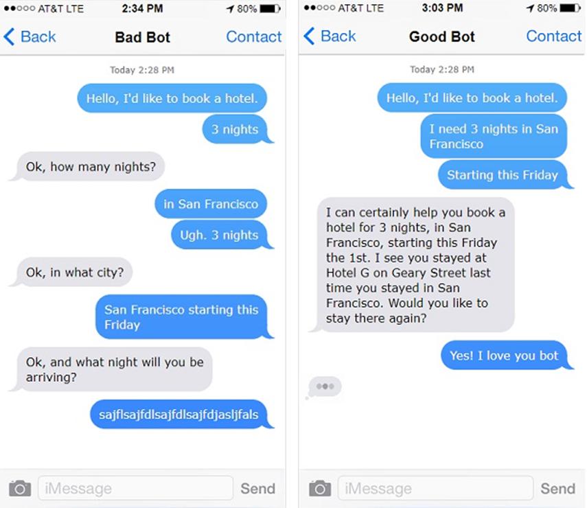 Chatbot Intelligent Listening