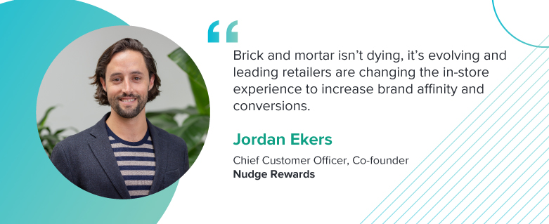 Chief Customer Officer and Co-founder at Nudge Rewards