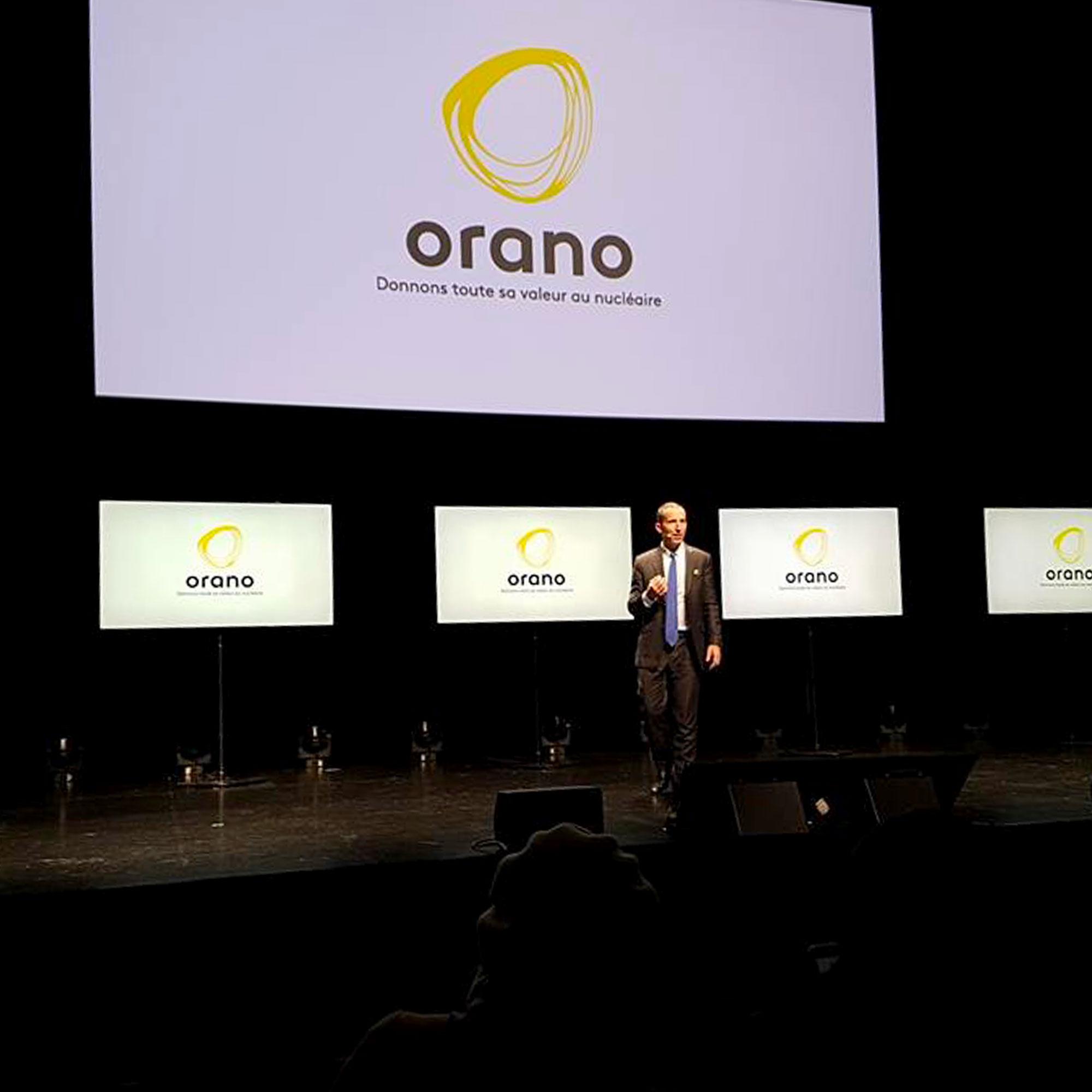 Areva becomes orano