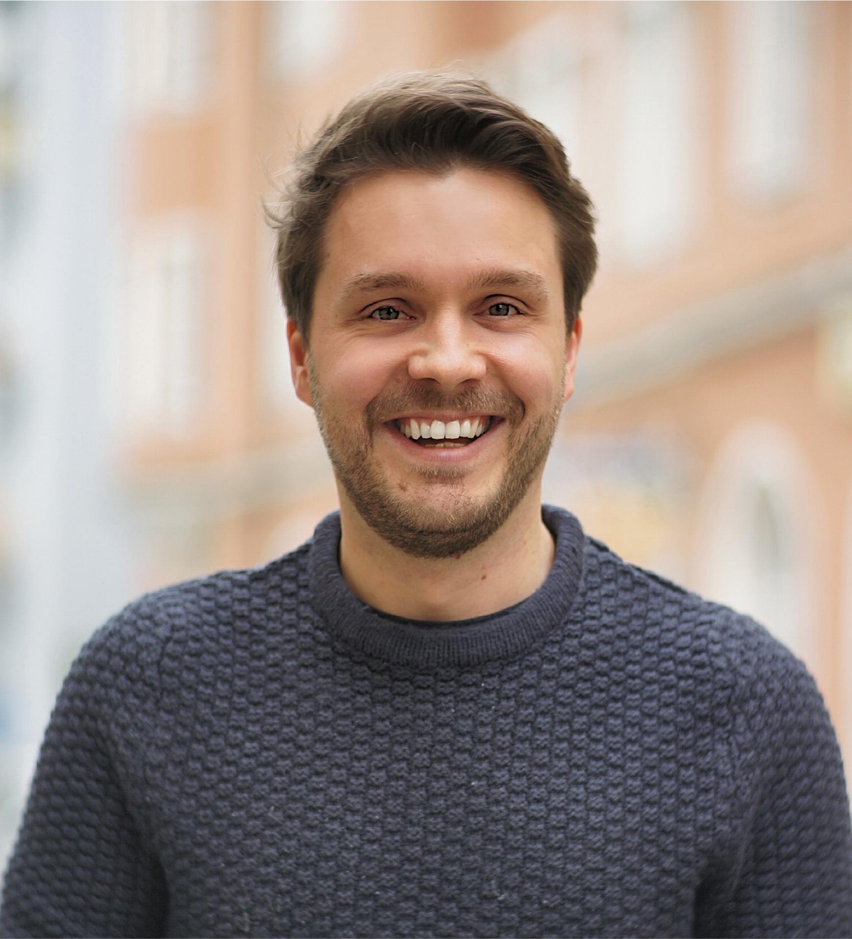 Coach Simon Krebs, Geschäftsführer Biz Factory