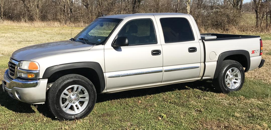 2005 Chevrolet, 4x4, 125k miles