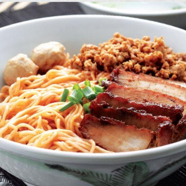 Chili Sauce Sarawak Noodles