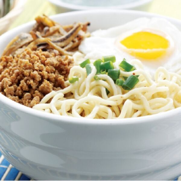 House Specialty Pan Mee (Dry)