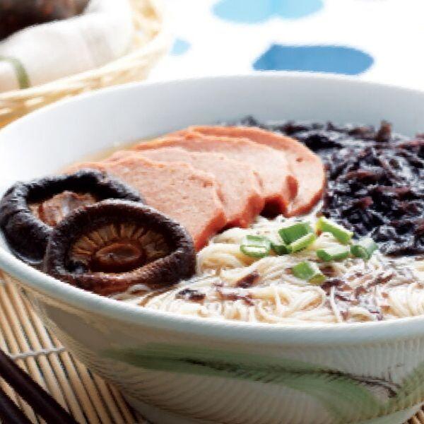 Miso Bee Hoon (Soup)