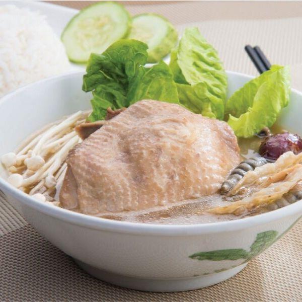 Genki Herbal Chicken Soup