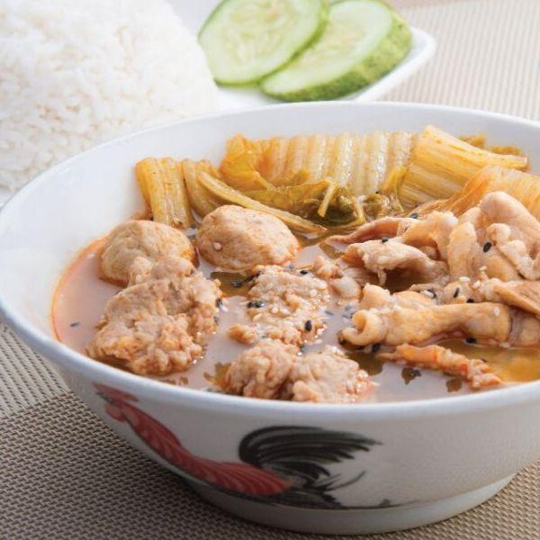 Sichuan Piquant Soup