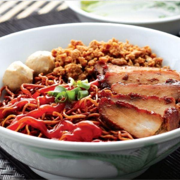 Dark Soy&Chili Sauce Sarawak Noodles