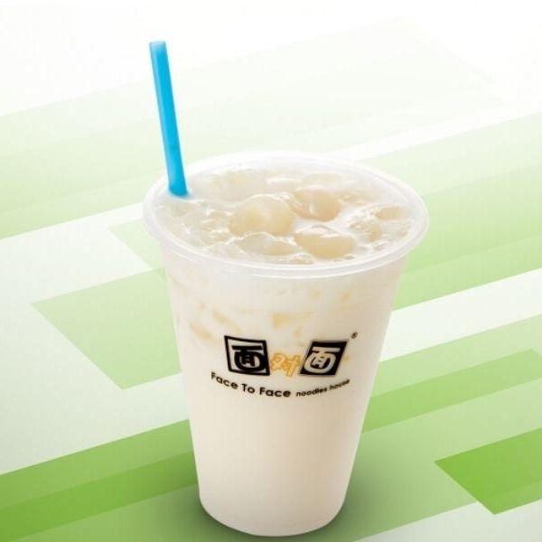Longan Fresh Milk