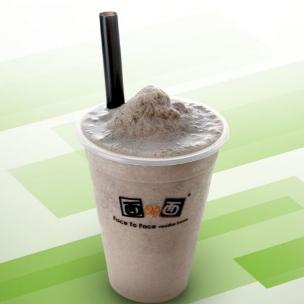 Oreo Ice Cream Blended