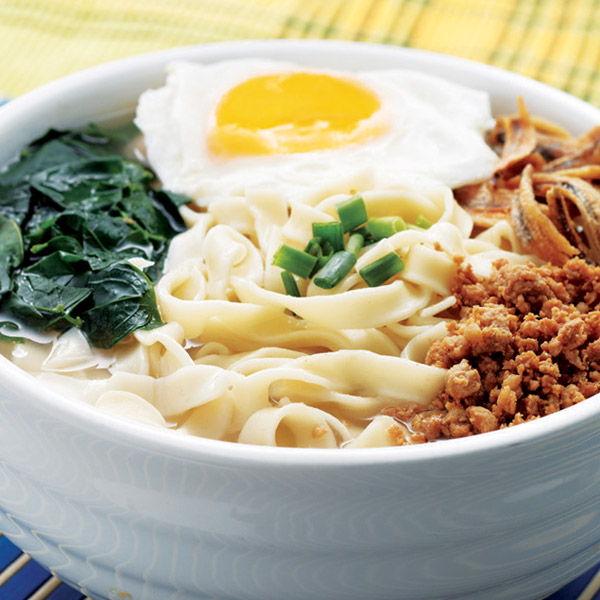 House Specialty Pan Mee (Soup)
