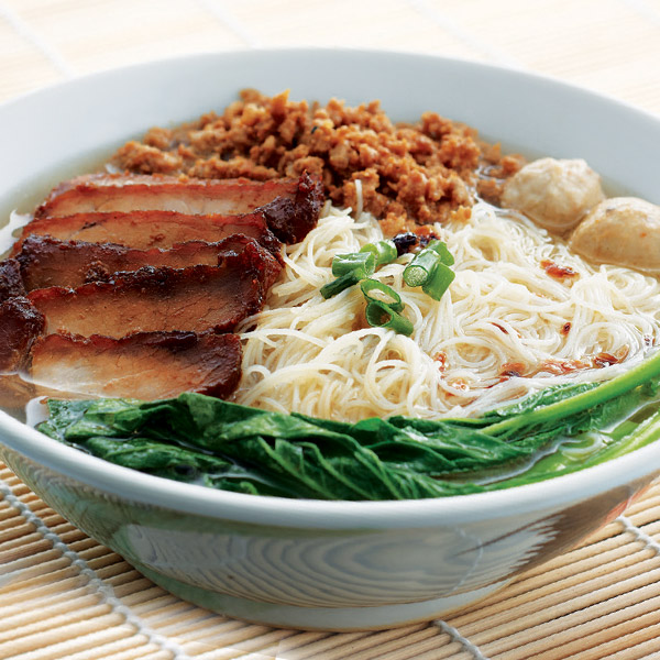 Traditional Bee Hoon (Soup)