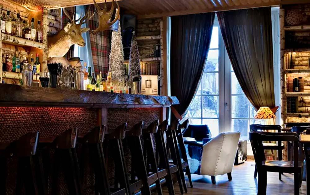 Le Bar du Lodge