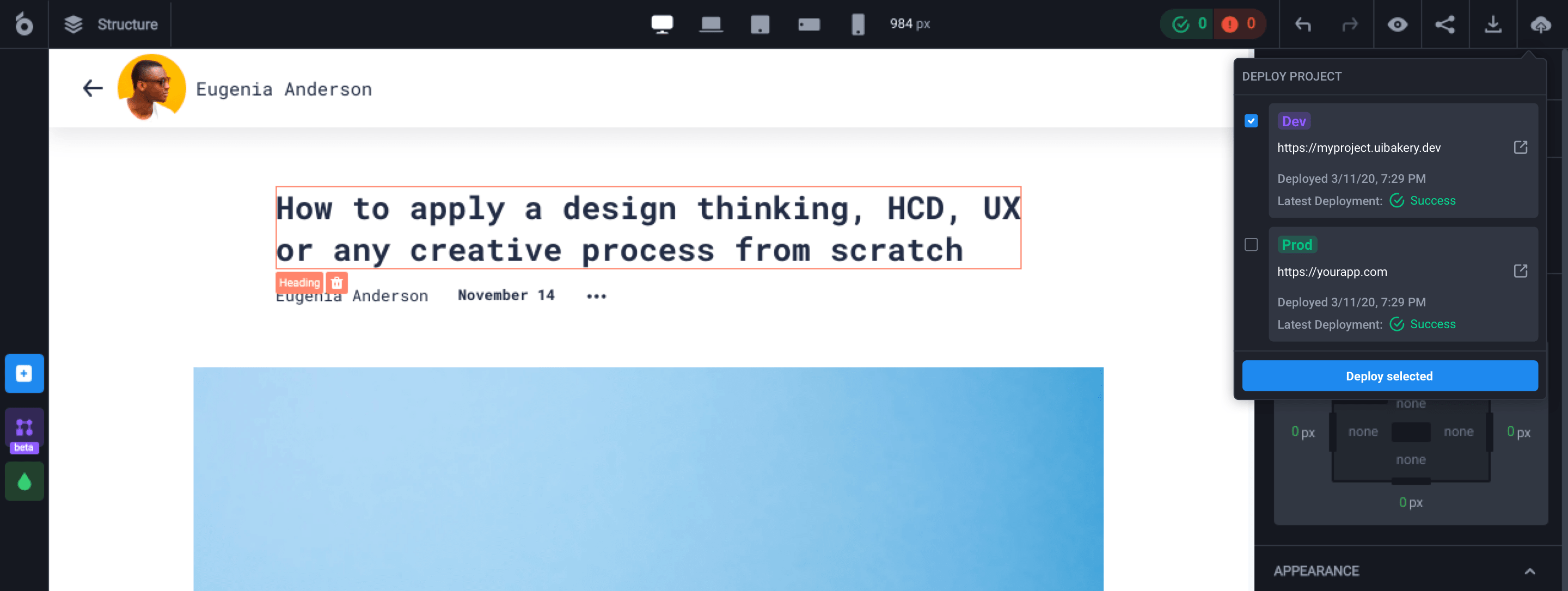 Make a web app responsive enough to fit desktop, tablet, mobile, and other screens