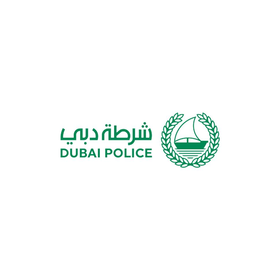 Logo of  dubai police