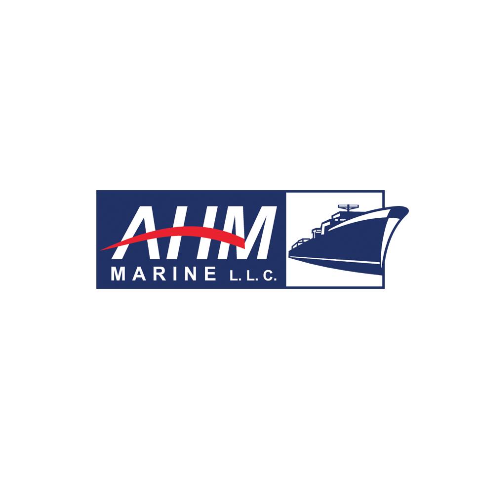 Logo of AHM Marine