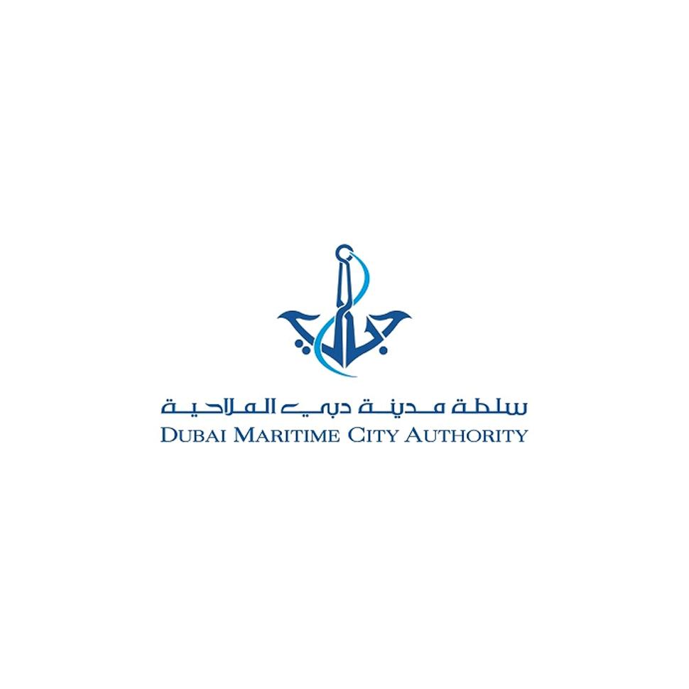 Logo of  dubai maritime city authority