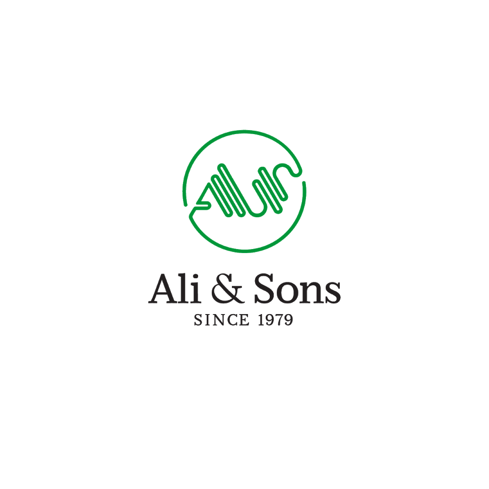 ali and sons logo