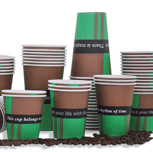 METOCUP Paper Cup for Vending Machine