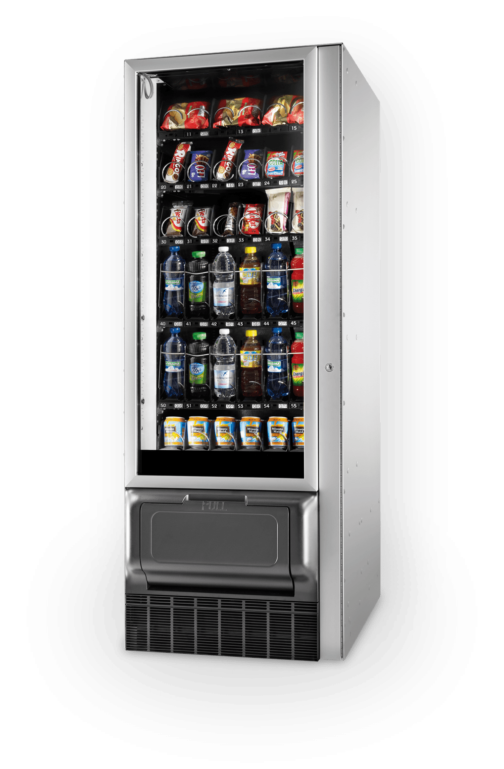 Melodia - Snack Vending Machine for Locations where space is limited