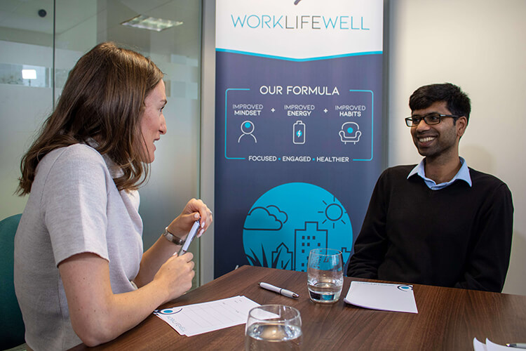 one to one surgeries at WorkLifeWell